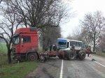 На Дніпропетровщині в дорожньо-транспортній пригоді постраждало семеро люде ...