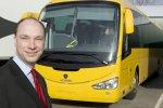 Scania объявляет о назначении директора по продаже автобусов в России и стр ...