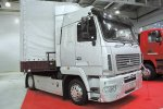 Минский автозавод начнет серийное производство нового седельного тягача МАЗ ...