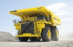 Komatsu America Corp. Представляет новый грузовик 960E-1