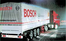 Система ABS/ASR повышает эффективность эксплуатации и безопасность движения в сложных дорожных условиях