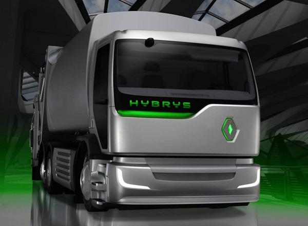 Renault Hybrys: звезда будущего!