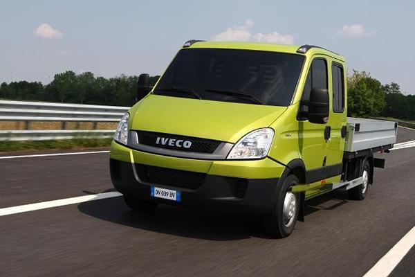 Iveco представила концепт Dual Energy