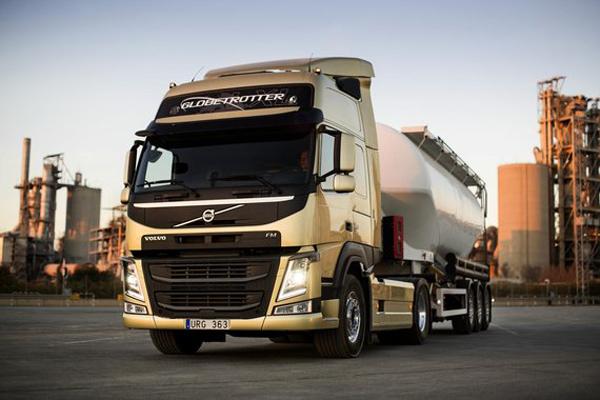 На ринг выходит новый грузовик Volvo FM