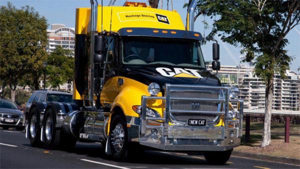 Тяжелые грузовики CAT Trucks CT660