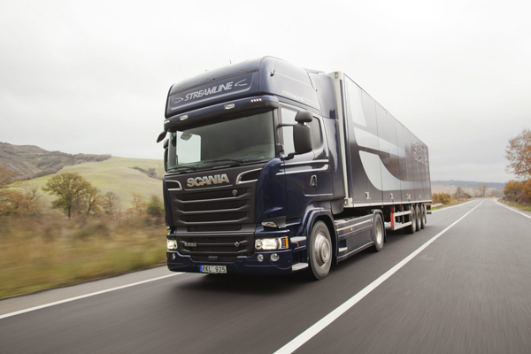 Scania Streamline возвращается