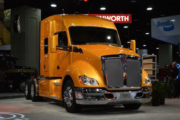 Kenworth T680 Advantage - пакетная экономия топлива