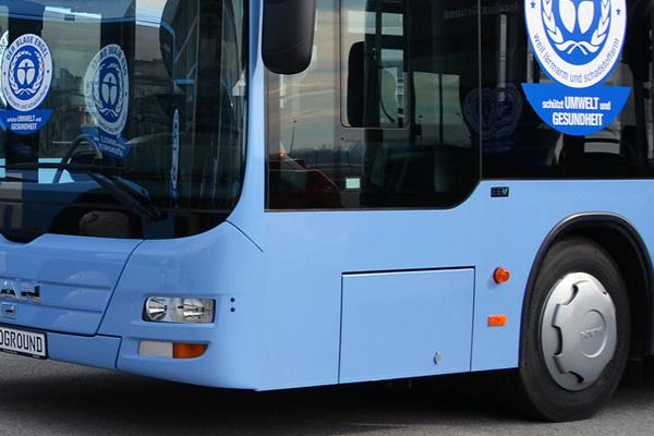 Мюнхен делает ставку на экологические автобусы MAN