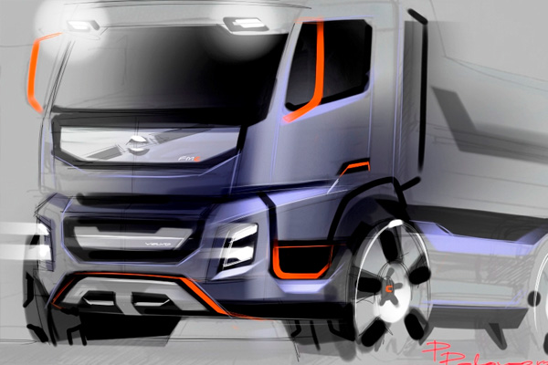 Volvo FMX - новый строительный лидер Европы?