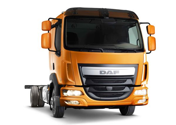 DAF завершил свой ряд Euro-6 демонстрацией моделей LF и CF