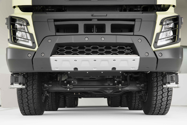 FMX строительный грузовик с качеством Volvo