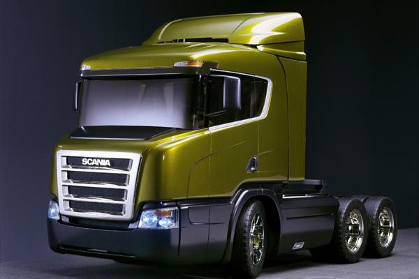 Концепт Scania может стать реальным - ЕС удлиняет грузовики
