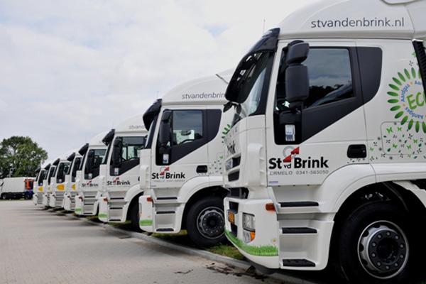 Европа выбирает газовый путь для грузовиков