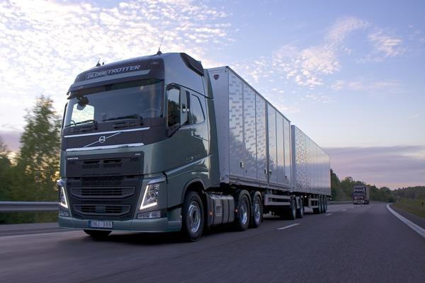 Volvo FH стал грузовиком года 2014