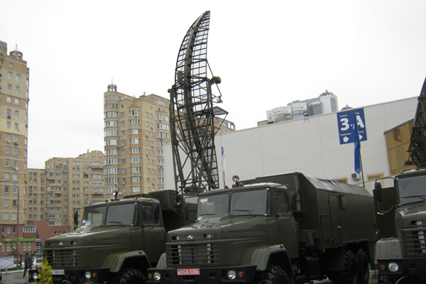 Презентация автомобиля-вездехода КрАЗ-5233ВЕ «Спецназ» 4х4
