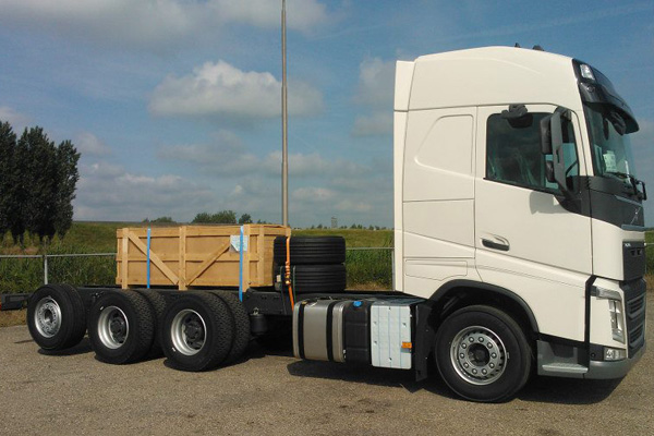 ����� ����������� Volvo FH