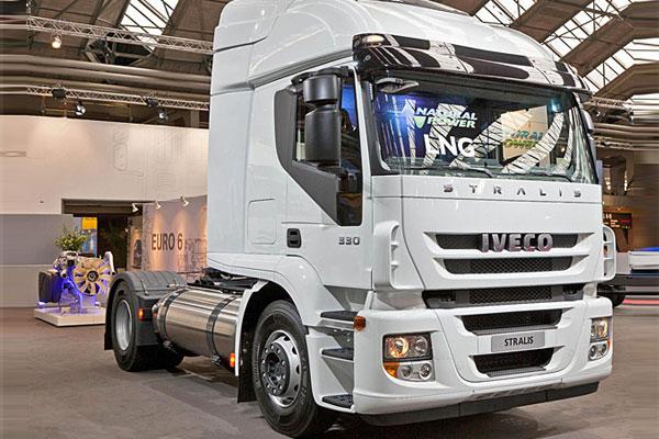 Iveco Stralis LNG награждена за устойчивость инноваций