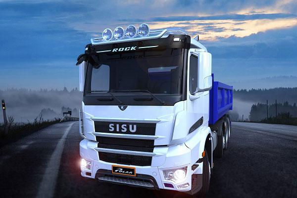 Первая информация о Sisu Polar