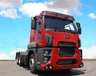 Новый сверхтяжелый грузовик Ford 2842