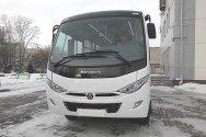 Новый городской автобус малого класса BRAVIS