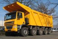 80 тонники Ginaf для Китая