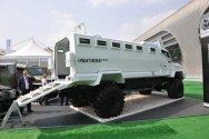 Бронеавтомобиль KRAZ-ASV Panther пополнит арсенал оборонительных и миротвор ...
