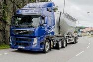 Volvo FM MethaneDiesel - новое поколение магистральных грузовиков