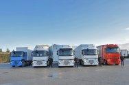 Новый ряд Renault Trucks проходит тестирование