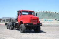 Четырехосные КрАЗ-7140Н6 отгружены в Азербайджан