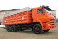 КАМАЗ представил новый зерновоз