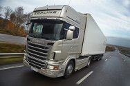 Volvo - Scania Евро VI 16-литровый бой!