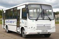 Серийное производство газовых автобусов ПАЗ на заводе Группы ГАЗ