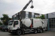 Новый грузовик Ginaf - с компонентами Iveco