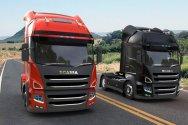 Scania интригует новинкой