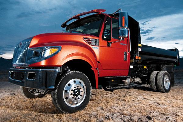 International заработал звание лучший грузовик за модели ProStar и TerraStar