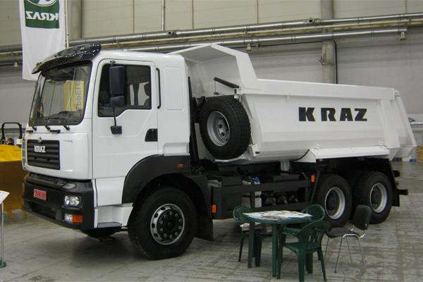 Самосвал  КрАЗ С26.2М – максимум эффективности и комфорта
