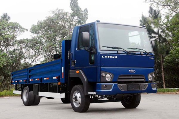 Ford обновил две свои модели грузовиков