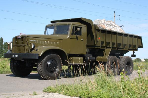 Первому КрАЗу – 55 лет!
