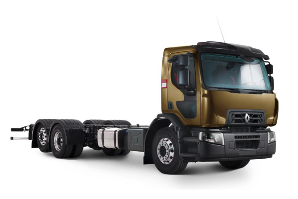 Renault: два двигателя под биодизель