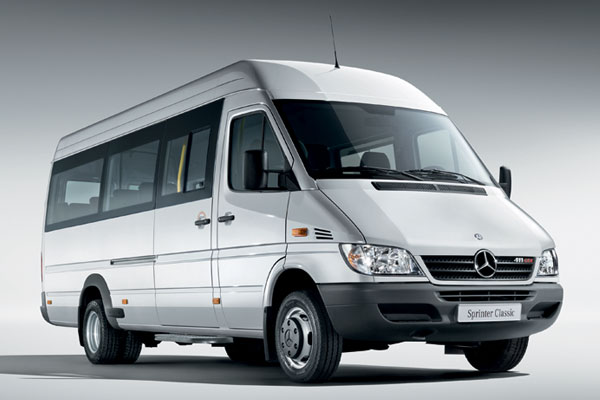Удобство и безопасность пассажиров Mercedes-Benz