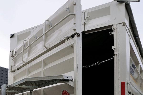 Зерновозы и другие грузовики Scania для агросегмента