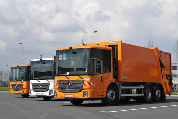 Первые подробности о новом газовом двигателе Mercedes