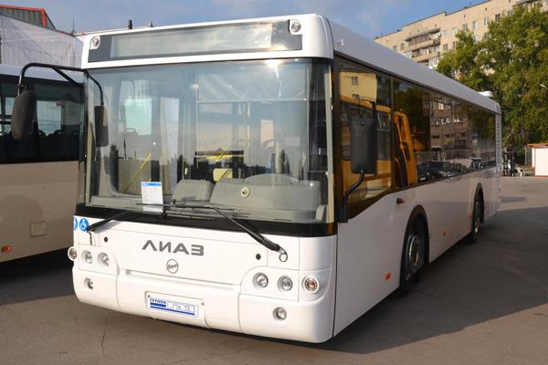 Новый автобус ЛИАЗ-529260