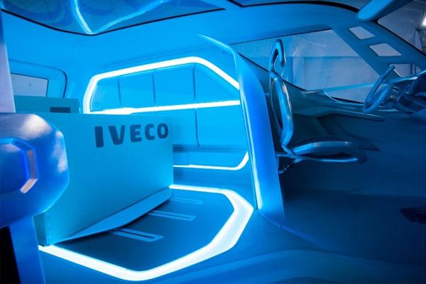 Iveco Vision - взгляд в будущее