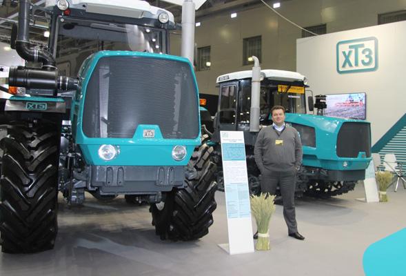 Харьковский тракторный завод на выставке Агросалон 2014