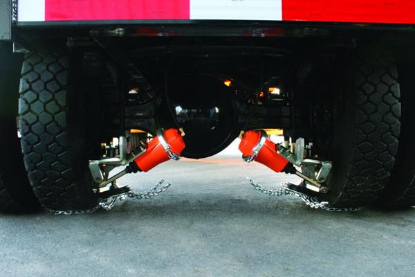 Сверхлегкая сцепка ТОНАР весом всего лишь в 13,5 тонн