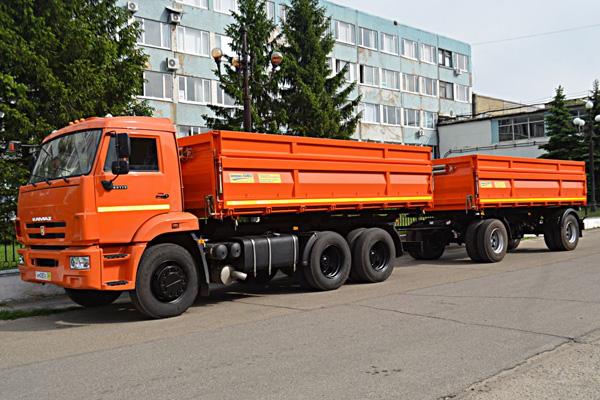 Инновация от компании Автоприцеп-КАМАЗ