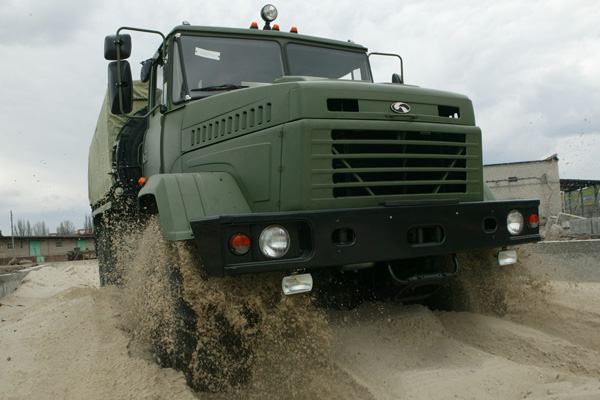 КрАЗ поставит в Лаос партию своих грузовиков