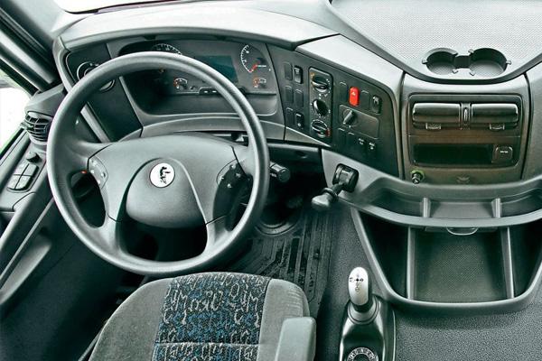 Новое крановое шасси КАМАЗ К5340