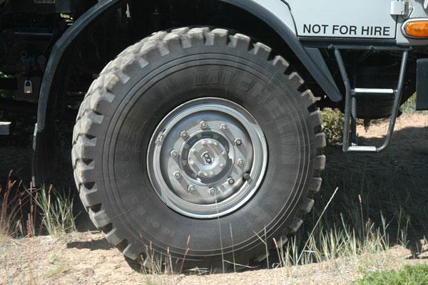 Грузовые колеса: что надо знать о шинах и дисках